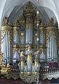 Luckau Nikolaikirche Orgel 1.jpg