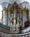 Luckau Nikolaikirche Orgel 2.jpg