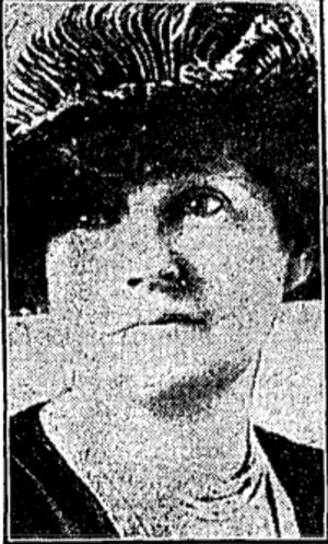 Lucy Aldrich - Lucy Truman Aldrich in 1923