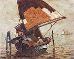 Ludwig Dill - Venezianische Fischer auf der Lagune.jpg