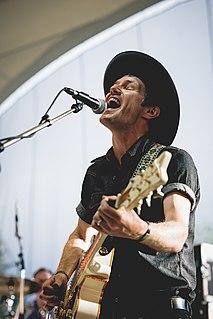 Luke Doucet Canadian musician