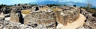 Province of La Spezia - Image: Luna Amphitheater 1