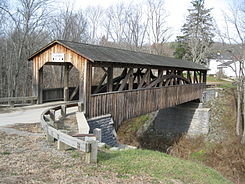 Luther's Mill Covered Bridge - Pennsylvania.jpg