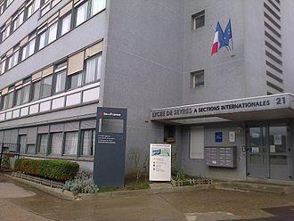 Sèvres - Lycée Jean-Pierre-Vernant