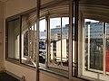 Lyon 6e - Gare de Lyon-Brotteaux, double fenêtre donnant sur les voies.jpg