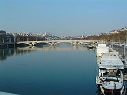 Rhône i Lyon