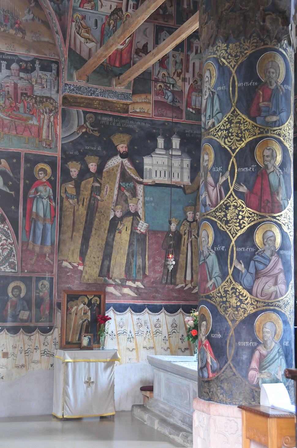 Mânăstirea Hurezi 07