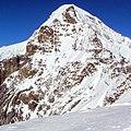 Mönch, 4099 m. Швейцария - panoramio.jpg