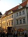 Měšťanský dům U Tří králů, Pikhartovský dům (Staré Město), Praha 1, Celetná 3, Staré Město.JPG