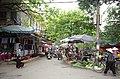 Một phần chợ ở ngã ba phố Ngô Gia Tự giao với phố Chi Lăng, thành phố Hải Dương, tỉnh Hải Dương.jpg