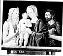 M. Zoppo - Madonna en kind met de Heilige Johannes de Doper en de Heilige Hieronymus - NK1583 - Cultural Heritage Agency of the Netherlands Art Collection.jpg