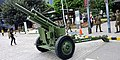M101A1 Howitzer @ PA 121st Anniversary Exhibit.jpg