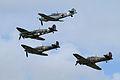 ME 109G, Hurricane and Spitfires 03 (4818289176).jpg