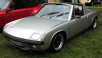 Porsche 914 - Image: MHV VW Porsche 914 6