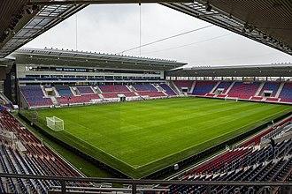 MOL Vidi FC - MOL Aréna Sóstó was opened in 2018