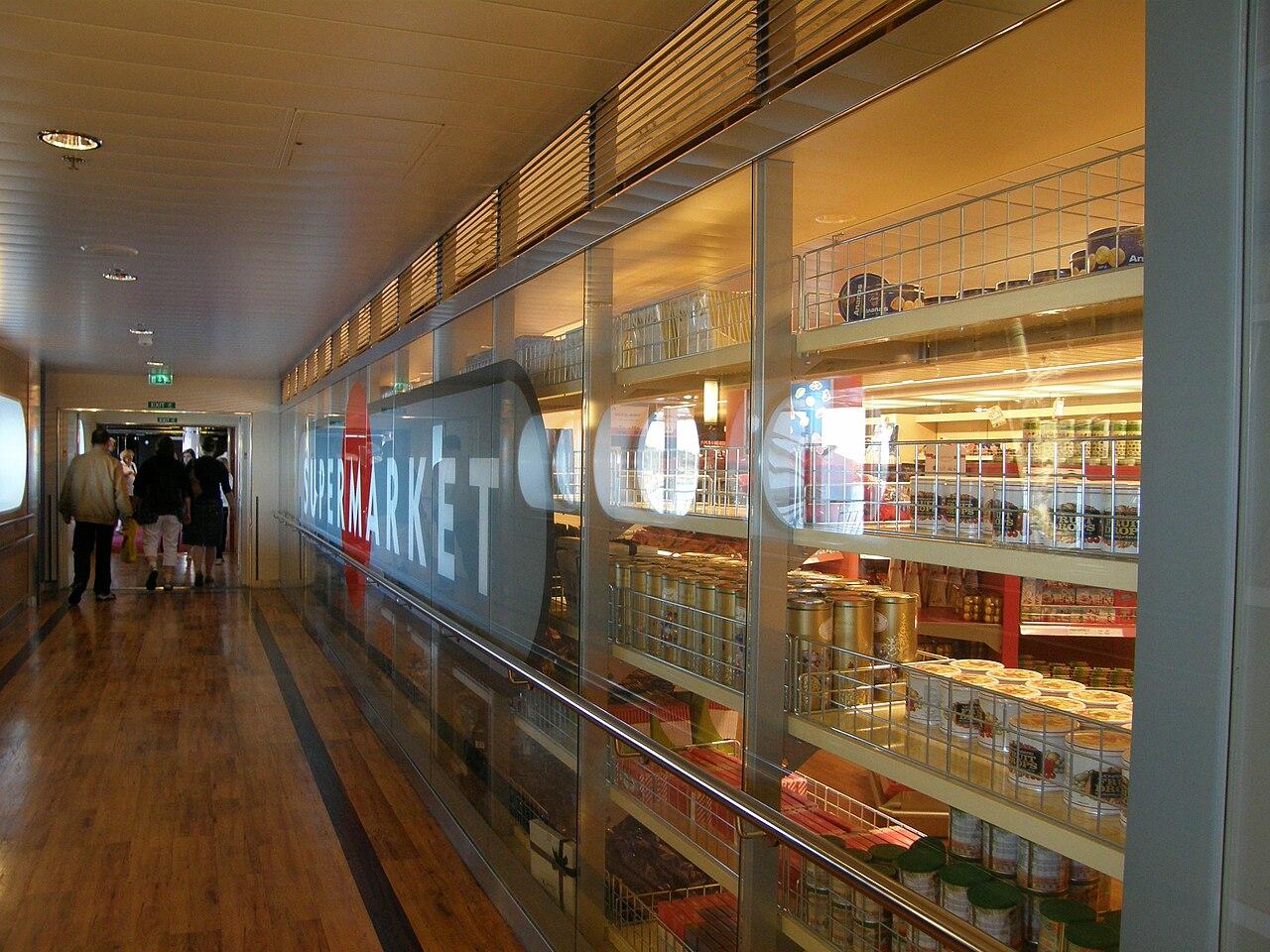 architect galactic supermarket