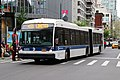 MTA NYC Bus M101-Limited bus at St. Marks Place & 3rd Ave.jpg