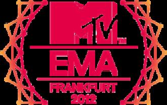 2012 MTV Europe Music Awards - Image: MTV EMA 2012