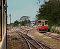MYANMAR RAILWAYS TRAIN JOURNEY FROM YANGON TO BAGAN MYANMAR JAN 2013 (9367484865).jpg