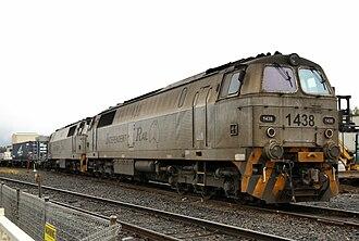 DSB Class MZ - Image: MZ Locomotive Blayney NSW