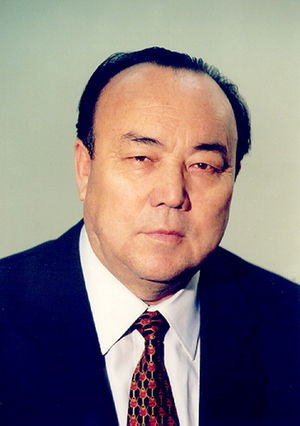 Head of the Republic of Bashkortostan - Image: M G Rakhimov