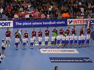 Hungary national handball team - Hungarian national team in 2009 World Men's Handball Championship