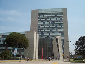 Pontifical Catholic University of Peru - Image: Mac Gregor