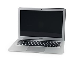MacBook Air - Image: Macbook Air