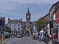 Machynlleth Town Clock (8061978581).jpg