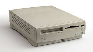 Macintosh Performa - A Macintosh Performa 6300, a desktop-cased model
