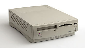 Macintosh Performa - The Macintosh Performa 6300, a desktop-cased model