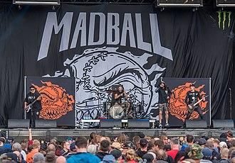 Heavy hardcore - Madball in 2018
