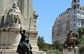 Madrid - Monumento a Miguel de Cervantes (35231601834).jpg
