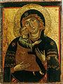 Maestro della croce 434, madonna col bambino, ubicazione ignota.jpg