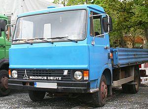 Iveco Zeta - Image: Magirus Deutz 90M5,3 Prischenwagen
