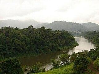 Mahaweli River river in Sri Lanka