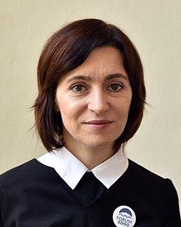 2020 Moldovan presidential election Moldovan election