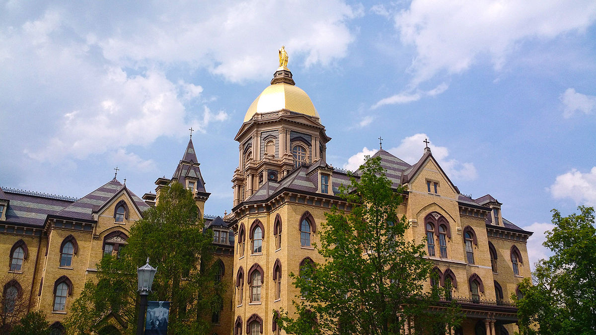 university of notre dame application essay prompts Founded in 1842 by the congregation of holy cross, notre dame is an independent, national catholic research university located adjacent to south bend, indiana, approximately 90 miles east of chicago.