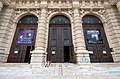 Main entrance of the Kunsthistorisches Museum (Vienna, Austria).jpg