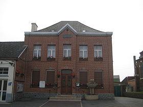 Mairie de Thivencelle.