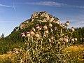 Malá Fatra, Malý Rozsutec from Medzirozsutce - panoramio (2).jpg