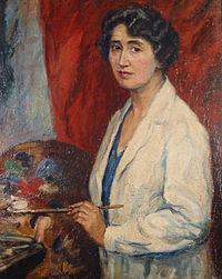 Malva Schalek - Autoportrait.jpg