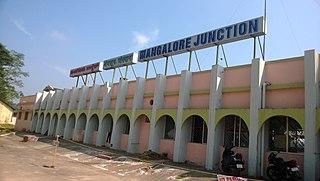 Mangalore Junction railway station Railway station in Karnataka