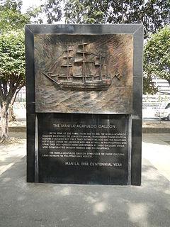 Spanish trading ships