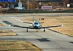 Mannheim City Airport - Socata TBM-930 - D-FELE - 2019-02-25 17-32-59.jpg