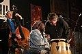 Mansur Scott Harlem Quartet feat Howard Johnson - INNtöne Jazzfestival 2013 08 Paul Zauner.jpg