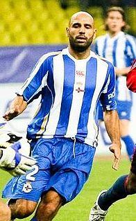 Manuel Pablo Spanish footballer