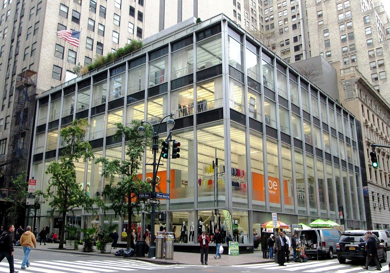FileManufacturers Trust Company Building 510 Fifth Avenue