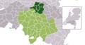 Map - NL - Municipality Meierij Maasland Historical.png