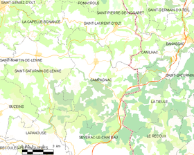 Image illustrative de l'article Campagnac (Aveyron)